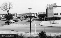 Market Place c.1965, Basildon