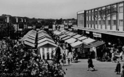 Market Stalls 1961, Basildon