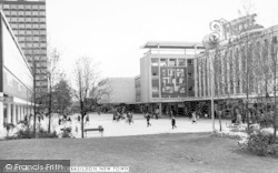 Basildon, New Town, Town Square c.1965