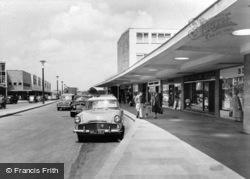 Southernhay c.1960, Basildon