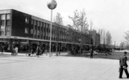 Basildon, The Clock c.1965