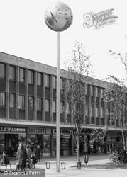 Basildon, The Clock c.1965