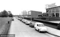 Basildon, The Industrial Estate c.1965