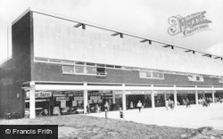 Basildon, The Town Square c.1960