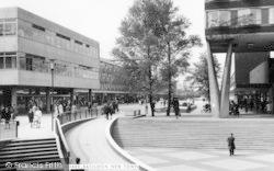 Town Square c.1965, Basildon