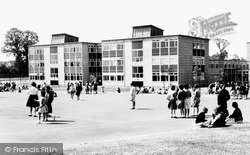 Basildon, Woodlands Girls' School c.1960