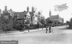 Board School, Council Road 1898, Basingstoke