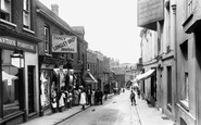 Basingstoke, Church Street 1904
