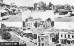 Basingstoke, Composite c.1960