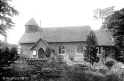 Eastrop Church 1898, Basingstoke