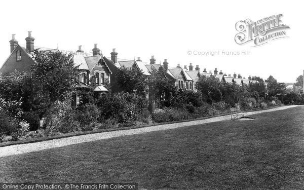 Basingstoke, Fairfields Recreation Ground 1898