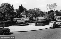Gardens Of Remembrance c.1960, Basingstoke