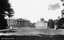 Basingstoke, Hackwood Park 1898