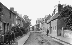 Hackwood Road 1904, Basingstoke
