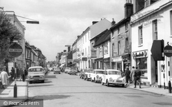 London Street 1962, Basingstoke