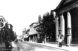 London Street c.1910, Basingstoke