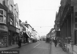 London Street c.1955, Basingstoke