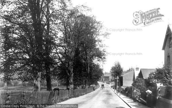 Basingstoke, Sarum Hill c.1900