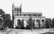 Basingstoke, St Michael's Parish Church, South Side 1898