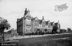 The Board School, Council Road 1898, Basingstoke