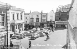 Basingstoke, The Square c.1960