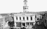 Basingstoke, Town Hall c1960