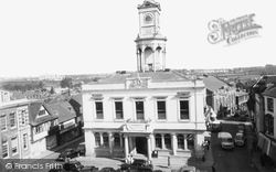 Town Hall c.1960, Basingstoke