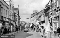 Basingstoke, Winchester Street c.1960