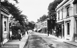 Basingstoke, Wote Street 1904