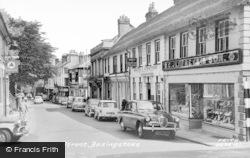 Basingstoke, Wote Street c.1960