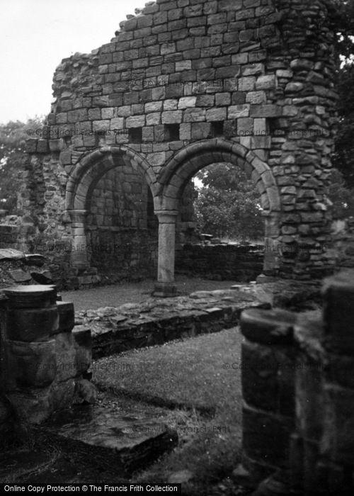 Photo of Basingwerk, Abbey 1952