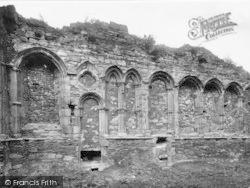 Basingwerk, Abbey, West Court Of Refectory 1924