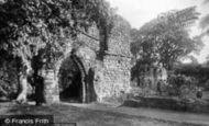 Basingwerk Abbey photo