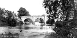 Bridge c.1870, Baslow