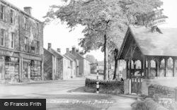 Church Street c.1955, Baslow