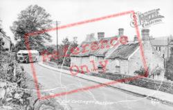 Old Cottage c.1955, Baslow