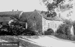 The Old Mill c.1883, Baslow