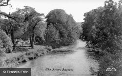 The River c.1955, Baslow