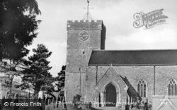 Church c.1955, Bassaleg