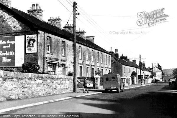 Bassaleg, Post Office c.1955