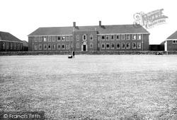 Bassaleg, The Secondary School c.1955