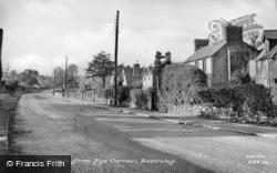 Village From Pye Corner c.1955, Bassaleg