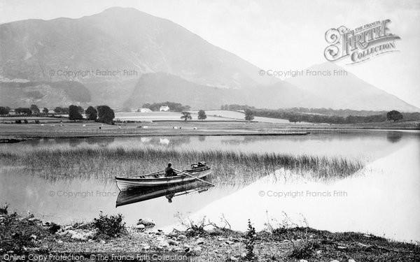 Bassenthwaite, And Skiddaw c.1880