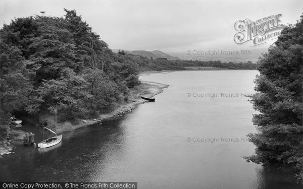 Bassenthwaite, Lake c1960.  (Neg. B684010)  � Copyright The Francis Frith Collection 2008. http://www.francisfrith.com