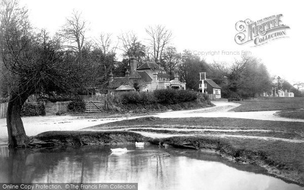 Photo of Batchworth Heath, 1903