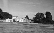 Batchworth Heath, Moor Park Gate c.1950