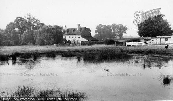 Batchworth Heath, The Pond c.1960
