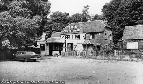 Batchworth Heath, Ye Olde Greene Manne c.1960