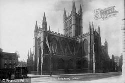 Bath, Abbey North East 1902