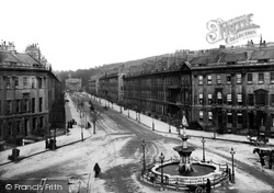 Bath, Great Pulteney Street 1887